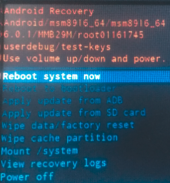 Build error for msm8916_64-userdebug target(Android M code